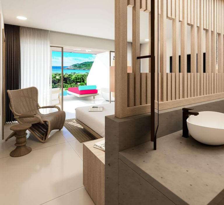 Premium Suites with Plunge Pool